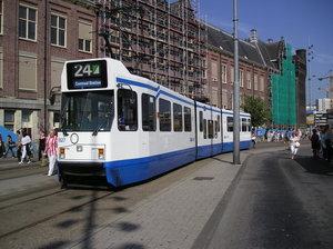 Amsterdam-tram