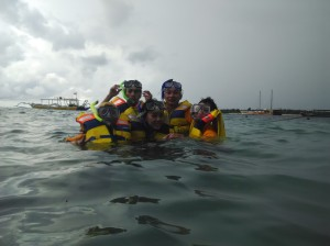 Snorkeling, Gili Trawangan Lombok